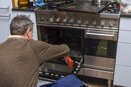 Specialist Oven Cleaning